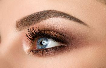 closeup of a womans eye Atlanta, GA