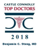 Castle Connolly Top Doctors DC 2018 Denjamin C. Stong, MD