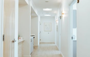 Hallway at Kalos Facial Plastic Surgery, LLC
