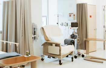 Kalos Facial Plastic Surgery, LLC treatment room equipped with the latest technology.